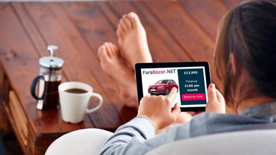 فروش آنلاین خودرو