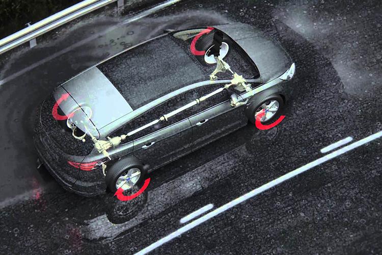 سیستم تمام چرخ محرک یا سیستم چهار چرخ محرک