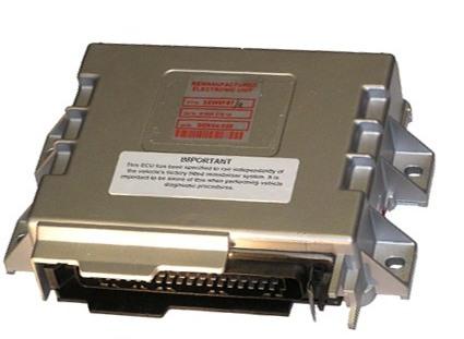 ECU خودرو یا کامپیوتر ماشین