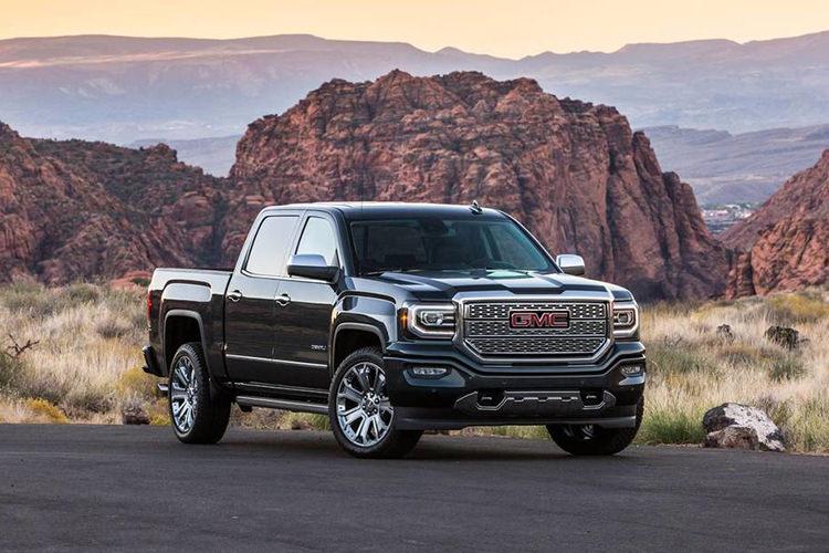 ۲۰ خودروی پرفروش بازار آمریکا
