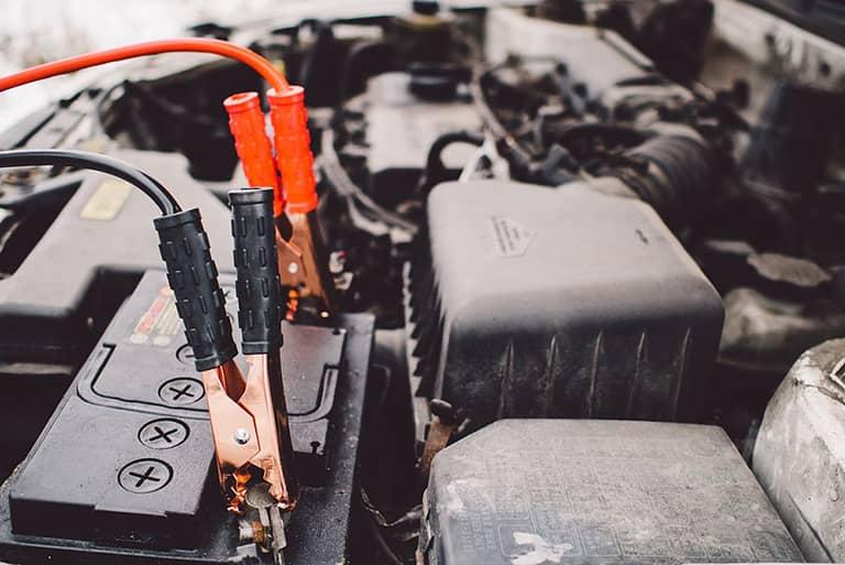 باتری به باتری کردن در هنگام خوابیدن باتری خودرو